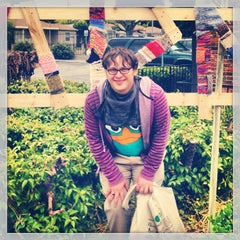 Photo taken at A Major Knitwork by Jared B. on 4/14/2013