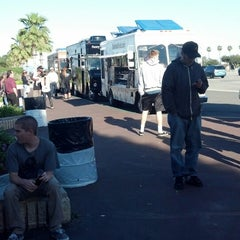 Photo taken at OC Fair Food Truck Fare by R. on 4/18/2013