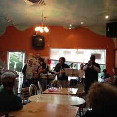 Photo taken at Blondies Food and Drink by Shelly T. on 5/27/2013