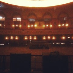 Photo taken at Congress Theater by Jason M. on 10/6/2012