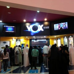 Photo taken at VOX Cinemas by Luay ♈ on 11/15/2012