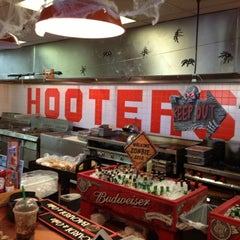 Photo taken at Hooters by Chad L. on 10/1/2012