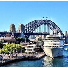 Photo taken at Sydney Harbour Bridge by tbxl . on 2/17/2013