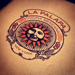 Photo taken at La Palapa by Noah F. on 5/2/2013