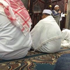 Photo taken at masjid al ibadah by Hendry N. on 6/5/2015