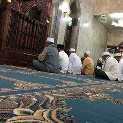 Photo taken at masjid al ibadah by Hendry N. on 3/20/2015