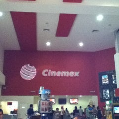 Photo taken at Cinemex by Mario C. on 4/21/2013