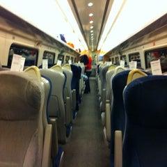 Photo taken at Platform 8 by James Arthur C. on 10/4/2012