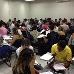 Photo taken at Faculdade Projeção by Matheus P. on 10/4/2012