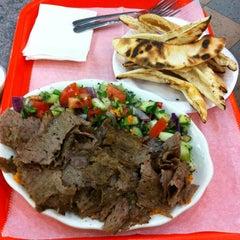 Photo taken at Bereket Turkish Kebab House by Volkan K. on 3/25/2013