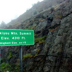 "Photo taken at Siskiyou Summit by David ""Antonio"" H. on 5/23/2013"