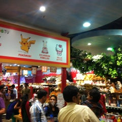 Photo taken at Hamleys by Chinar T. on 2/24/2013