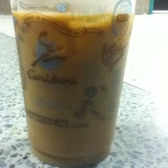 Photo taken at Caribou Coffee by Courtney N. on 12/3/2012