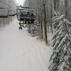 Photo taken at Holiday Valley Resort by Jack Q. on 12/29/2012