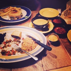 Photo taken at On The Border Mexican Grill & Cantina by Kellie K. on 10/26/2014