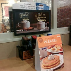 Photo taken at IHOP by Patricia D. on 9/22/2015