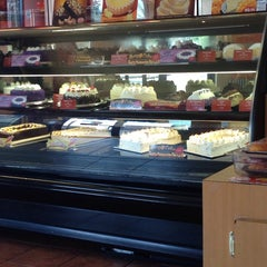 Photo taken at Red Ribbon Bake Shop by Almira V. on 8/17/2014