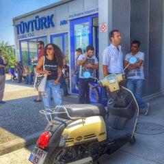 Photo taken at TÜVTÜRK Araç Muayene İstasyonu by Celineo on 7/28/2015