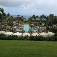 Photo taken at The Ritz-Carlton, Kapalua by Christine A. on 2/24/2013