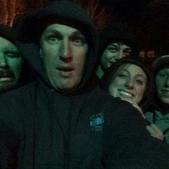 Photo taken at Forest of Fear by STAN M. on 10/25/2014