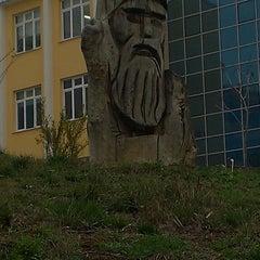 Photo taken at Trakya Üniversitesi by seviL on 3/1/2014