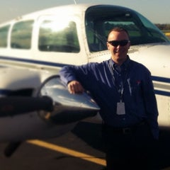 Photo taken at Executive Flyers Aviation - KBED by Executive F. on 5/7/2013