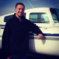 Photo taken at Executive Flyers Aviation - KBED by Executive F. on 3/15/2013