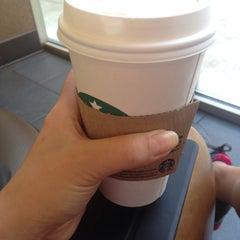 Photo taken at Starbucks by Gokcen B. on 4/2/2014