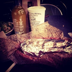 Photo taken at Chipotle Mexican Grill by Brandon G. on 1/19/2013