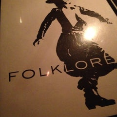 Photo taken at Folklore Argentine Grill by Maegin C. on 10/8/2012