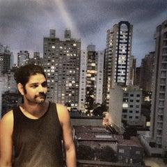 Photo taken at Rua Herculano de Freitas by Rogério F. on 11/1/2014