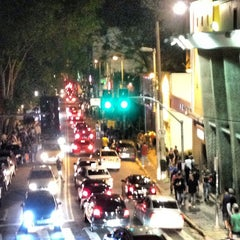 Photo taken at Rua Augusta by Rogério F. on 4/6/2013