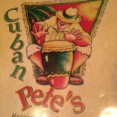 Photo taken at Cuban Pete's by Dan S. on 7/2/2013