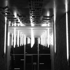 Photo taken at Wyly Theatre by Steven R. on 12/9/2012