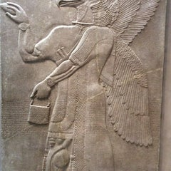 Photo taken at Ancient Near Eastern Art @ The Met by Stas K. on 6/8/2014