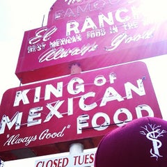 Photo taken at Matt's Famous El Rancho by ChiefHava on 5/26/2013