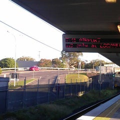 Photo taken at Beenleigh Railway Station by Cheryl A. on 6/1/2014