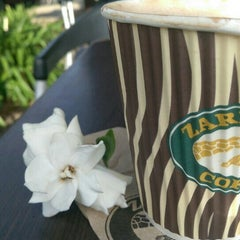 Photo taken at Zarraffa's Coffee by Cheryl A. on 5/28/2015