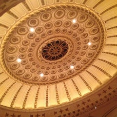 Photo taken at Powell Hall by Anna R. on 12/16/2012