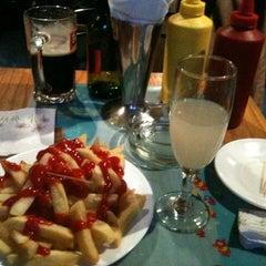 Photo taken at Bar Don Rodrigo by Felipe Eduardo R. on 10/19/2012