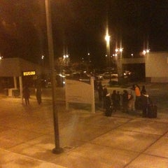 Photo taken at Modesto Amtrak (MOD) by Angela R. on 12/23/2012