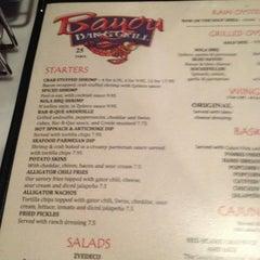 Photo taken at Bayou Bar & Grill by Sara on 12/31/2012
