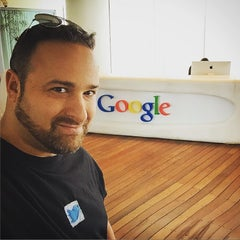 Photo taken at Google by Hillel F. on 7/9/2015