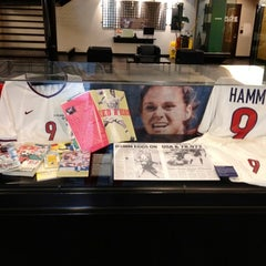 Photo taken at Nike - Mia Hamm Building by Stewi D. on 9/21/2012