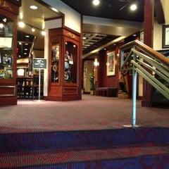 Photo taken at Montgomery Inn by meagen k. on 10/30/2012