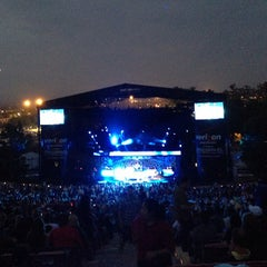 Photo taken at Verizon Wireless Amphitheatre by Jason G. on 7/21/2013