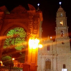 Photo taken at San Luis de la Paz by Gabby L. on 11/30/2014
