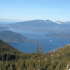 Photo taken at Cypress Mountain by Jen H. on 3/30/2013