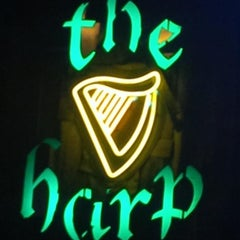 Photo taken at The Harp by Fez on 10/12/2013