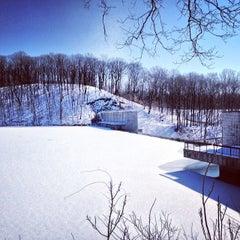Photo taken at Loch Raven Dam by JPalm on 2/24/2014